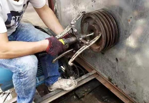 工厂油烟风机维修