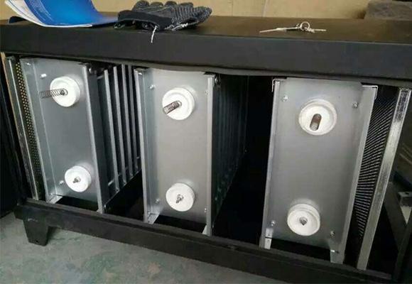 板式低空油烟净化器