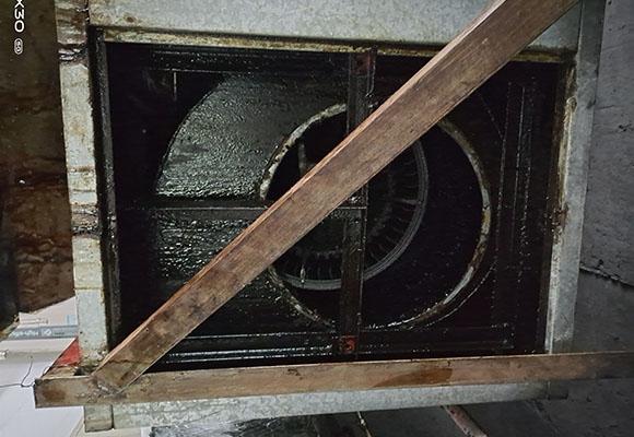 重庆油烟风机清洗